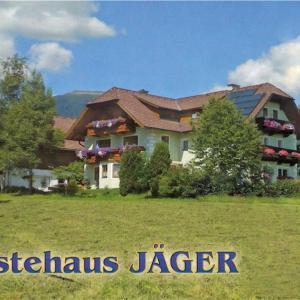 Hotellikuvia: Gästehaus Jäger, Mariapfarr