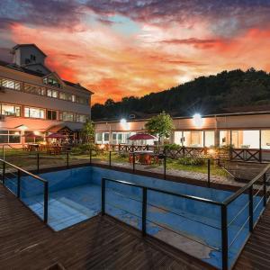 Zdjęcia hotelu: Canada Sunset Village, Yeosu