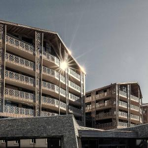 Hotel Pictures: Valsana Hotel & Appartements, Arosa