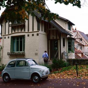 Hotel Pictures: Fab Rempart - Les maisons fabuleuses, Senlis