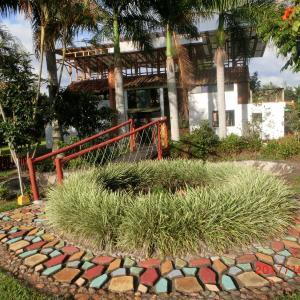 Hotel Pictures: Cabana Campestre Mesa de los Santos, Los Santos