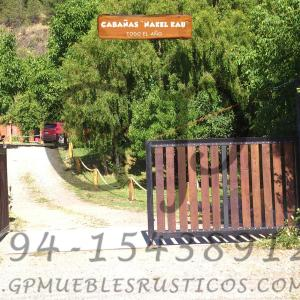 Fotografie hotelů: Cabañas Nakel Kau, Lago Puelo