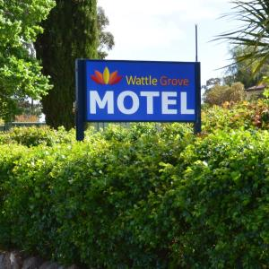 Hotelbilleder: Wattle Grove Motel Maryborough, Maryborough
