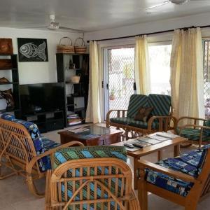 Hotelbilleder: L's Lodge, Fongafale
