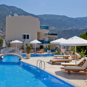 Hotellikuvia: Asfiya Retreat - Apartment Topaz, Kalkan