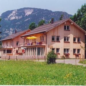 Fotos do Hotel: Ferienwohnungen Schantl, Schoppernau