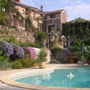 Hotel Pictures: Auberge Issiates, Joncels