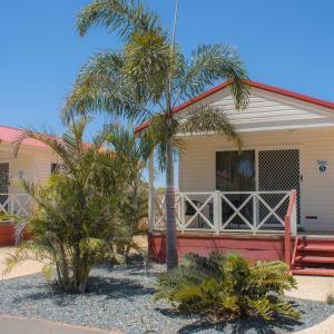 Fotografie hotelů: Outback Oasis Caravan Park, Carnarvon