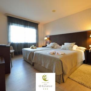 Φωτογραφίες: Hotel Spa Norat O Grove, O Grove