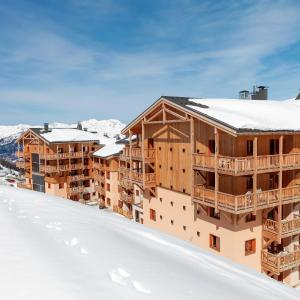 Hotel Pictures: Résidence Prestige Odalys Front de Neige, Plagne Villages