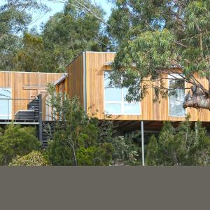 Fotos do Hotel: Bruny Island Weekender, Dennes Point