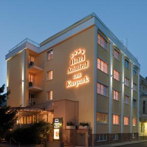 Fotos do Hotel: Hotel Admiral am Kurpark, Baden