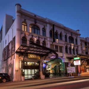 Hotellikuvia: Quest Christchurch Serviced Apartments, Christchurch