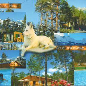 Hotel Pictures: Parc Résidentiel de Loisir : Le Loup Blanc du Riou, Barcelonnette