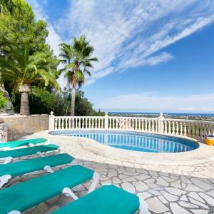 Hotel Pictures: Almendros, Pedreguer