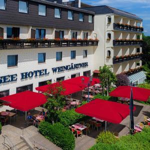 Hotel Pictures: Victor's Seehotel Weingärtner Bostalsee, Bosen-Eckelhausen