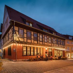 Hotelbilleder: Hotel Mühlhäuser Hof, Mühlhausen