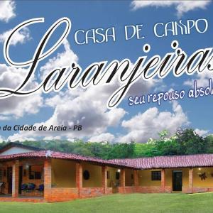 Hotel Pictures: Casa de Campo Laranjeiras, Areia