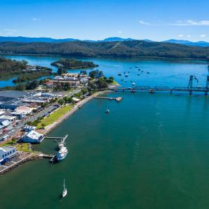 Fotografie hotelů: Bridge View Apartments, Batemans Bay