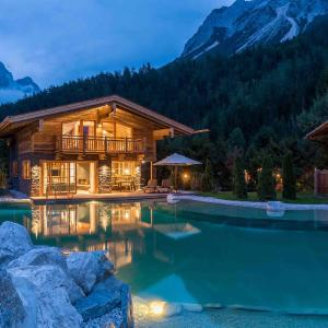Fotografie hotelů: Chalet Resort LaPosch, Biberwier