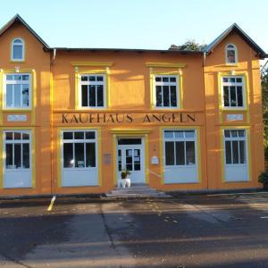 Hotelbilleder: Ferienwohnung-im-historischen-Kaufhaus-Angeln, Sterup