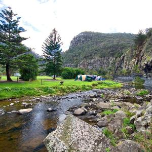 Hotel Pictures: Cumberland River Holiday Park, Lorne