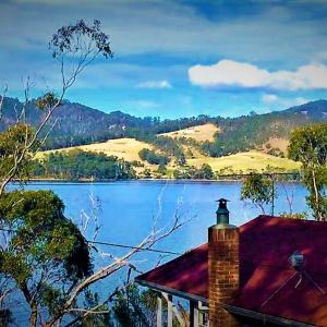 酒店图片: Linda Cottage Port Huon, Port Huon