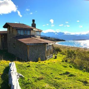 Фотографии отеля: Villa El Tehuelche, Puerto Guadal