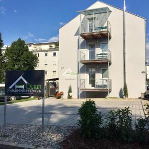Hotelbilleder: Outlet Apartments Metzingen, Metzingen