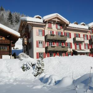 Hotel Pictures: Boutique Hotel du Pillon, Les Diablerets