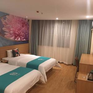 Hotelbilder: Pai Hotel Juning East Yuanfu Road New Century Middle School, Suining
