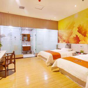 Hotelfoto's: Pai Hotel Taiyuan Changzhi Road Juran Zhi Jia, Taiyuan