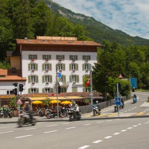 Hotel Pictures: Hotel Hof und Post, Innertkirchen