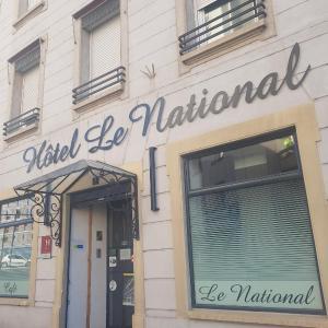 Hotel Pictures: Hôtel Le National, Saint-Étienne