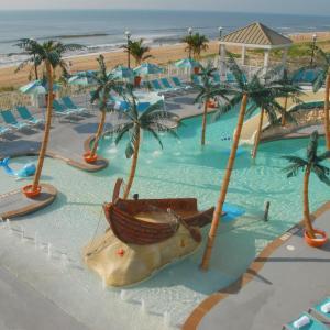 Fotografie hotelů: Hilton Suites Ocean City Oceanfront, Ocean City