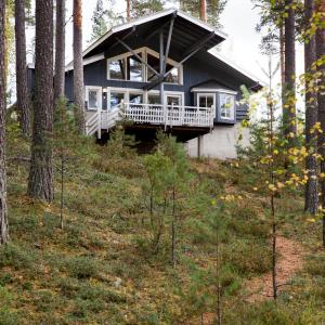 Hotel Pictures: Holiday Club Punkaharju Villas, Kulennoinen