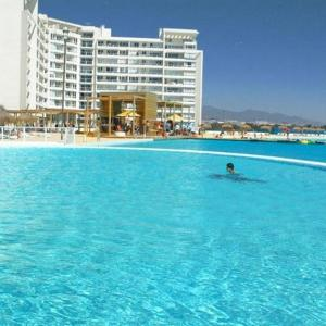 酒店图片: Departamento en Condominio Laguna del Mar, 拉塞雷纳