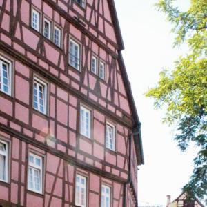 Hotelbilleder: Gästehaus zur Sonne, Bad Wimpfen