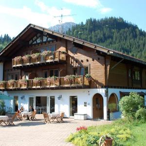Hotel Pictures: Hotel zur Oberen Mühle, Bad Hindelang