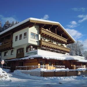 Hotellikuvia: Gästehaus Vorderegger, Wald im Pinzgau