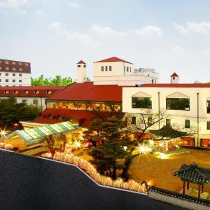 Fotografie hotelů: Onyang Hot Spring Hotel, Asan