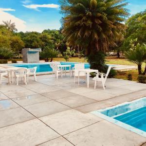 Hotel Pictures: Jungle Spa e Hotel, Rio Preto Da Eva