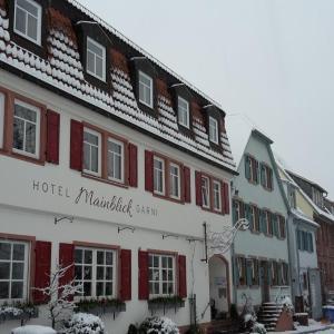 Hotelbilleder: Hotel Mainblick Garni, Marktheidenfeld