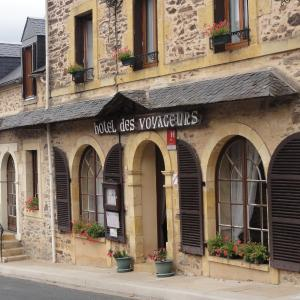 Hotel Pictures: Hotel des Voyageurs, Payzac