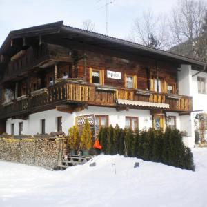 ホテル写真: Haus Fuchs, Jochberg