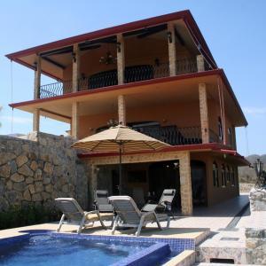 Hotel Pictures: Villa Paraiso Del Golfo, Cabo Blanco