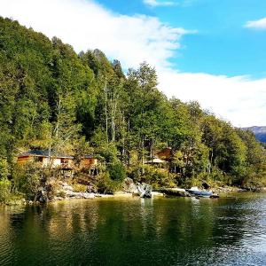 Фотографии отеля: Espolon Lodge Futaleufu Patagonia Chile, Futaleufú