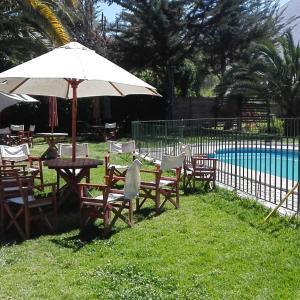 Фотографии отеля: Hotel y Cabañas Sol del Valle, Vicuña