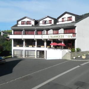 Hotel Pictures: L'Elancèze, Thiézac