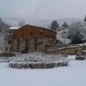 Hotel Pictures: Cal Jan I - Casa Rural Molí de Fòrnols, Fornols